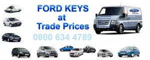 replacement ford keys wirral chester cheshire north wales