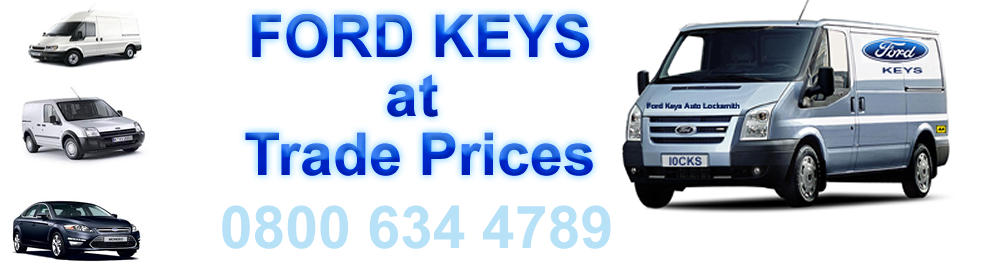 replacement ford keys