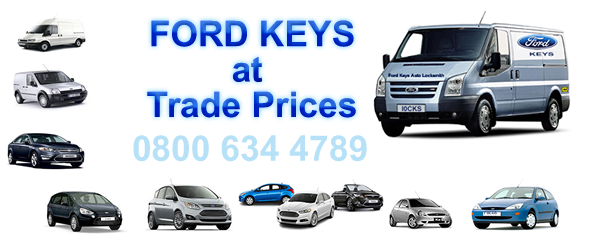 Ford keys at trade prices pic