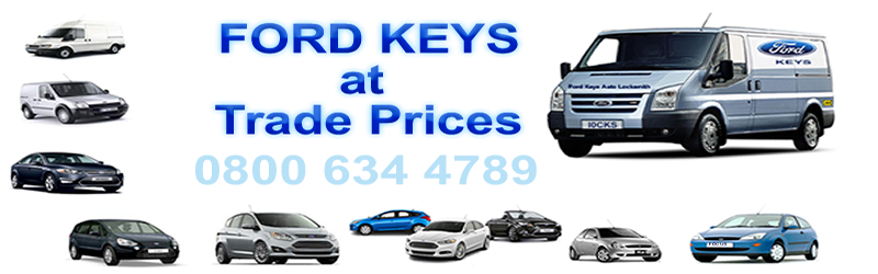 ford transit keys and remotes
