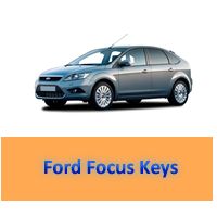 Ford Focus Keys