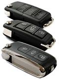 Ford keys Flip Remote Range