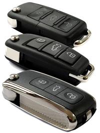 Ford Flip remotes